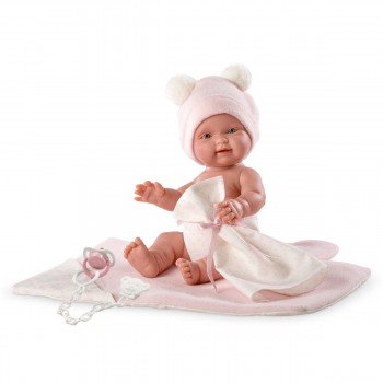 Кукла Llorens Малышка для пеленания, 26 см