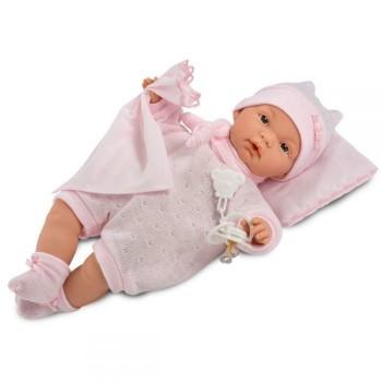 Кукла Llorens Пупс Джоэлли, 38 см (озвучена)