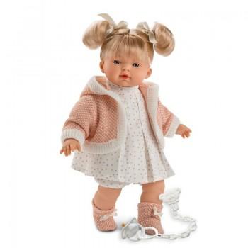 Кукла Llorens Роберта, 33 см (озвучена)