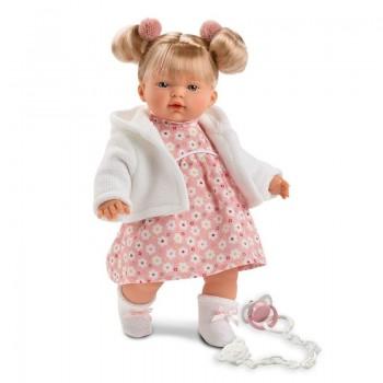 Кукла Llorens Кристина, 33 см (озвучена)