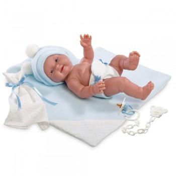 Кукла Llorens Младенец для пеленания, 26 см