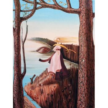 Деревянный пазл Davici Чехов