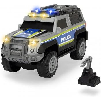 Полицейский внедорожник с роботом Dickie, 30см