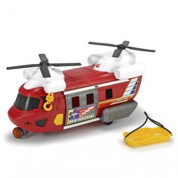 Спасательный вертолет со светом и звуком Dickie, 30см