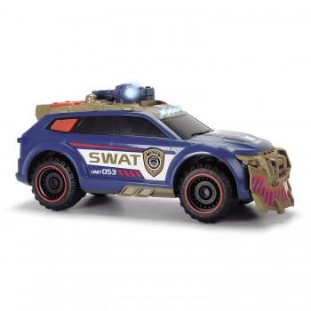 Полицейский внедорожник SWAT Dickie, 30см