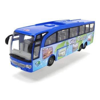 Туристический автобус фрикционный Dickie (2 вида)