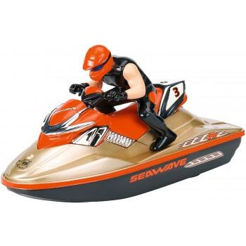 Игрушка Мотоцикл Водный Dickie, 22см (2 вида)