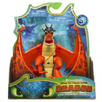 Дракон Кривоклык с подвижными крыльями Как приручить дракона