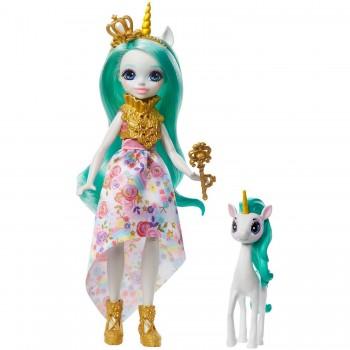 Кукла Enchantimals Королева Юнити и Степпер GYJ13