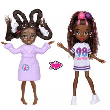 Кукла Fail Fix с африканскими косичками