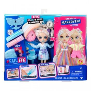 Набор Салон Fail Fix с куклой 2Dream 2 наряда