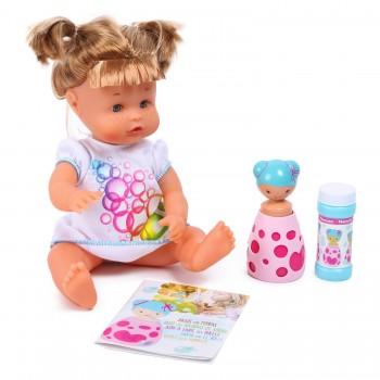 Кукла Famosa Nenuco Мыльные пузыри