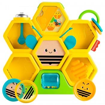 Развивающая игрушка Fisher Price Пчелиный улей GJW27