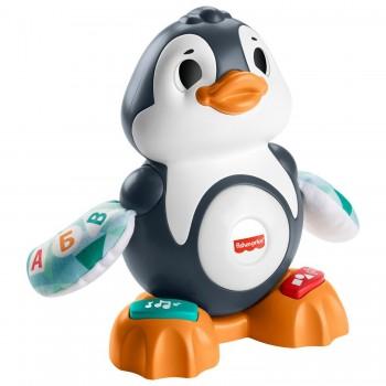 Музыкальная игрушка Fisher Price Веселый Пингвин Линкималс HCJ49
