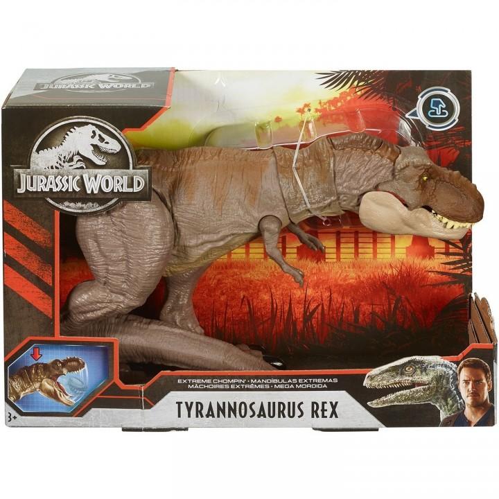 Динозавр Jurassic World Тиранозавр Рекс Mattel GCT91