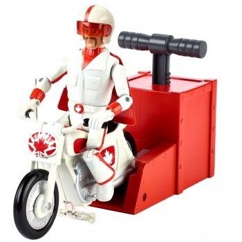 Игровой набор Дюк Кабум с мотоциклом История игрушек GFB55