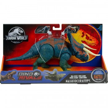 Динозавр Jurassic World Насутоцератопс