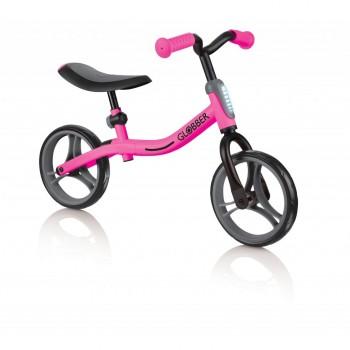 Беговел Globber Go Bike розовый