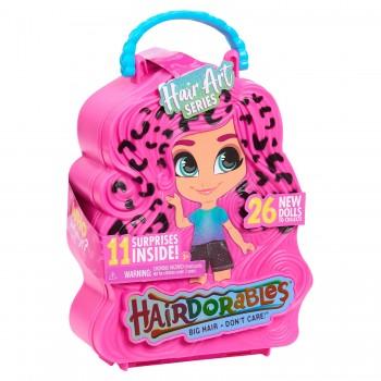 Кукла-сюрприз Hairdorables Hair Art Series (5 серия) 23850