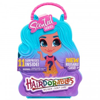 Кукла Hairdorables Арома пати 4 серия