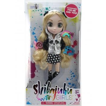 Кукла Shibajuku Girls Мики 33 см HUN7713