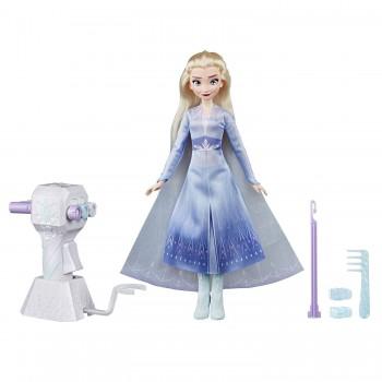 Кукла Холодное сердце 2 Эльза Магия причесок E6950