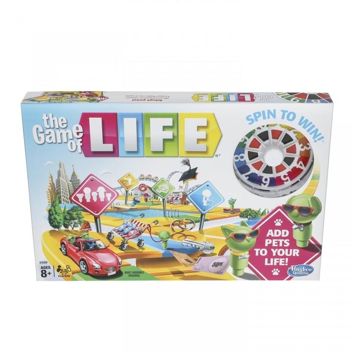 Игра в жизнь Hasbro E4304