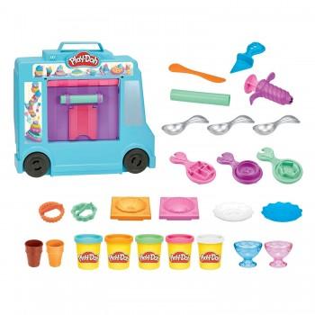 Набор Play Doh Грузовичок с мороженным F1390