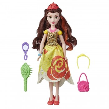 Кукла Disney Princess Бэлль с аксессуарами