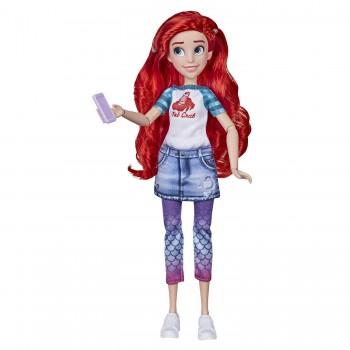 Кукла Disney Princess Комфи Ариэль E9160