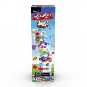 Игра Монополия Дженга E8831