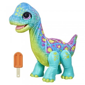 Интерактивная игрушка Малыш Динозавр Сэм Furreal Friends F1739