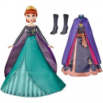 Кукла Холодное сердце-2 Анна Королевский наряд