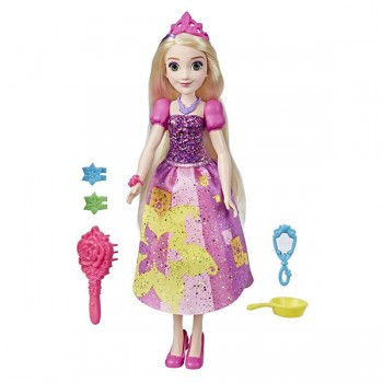 Кукла Disney Princess Рапунцель с аксессуарами E3048