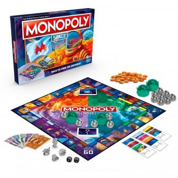 Настольная игра Монополия Космос Hasbro F0132