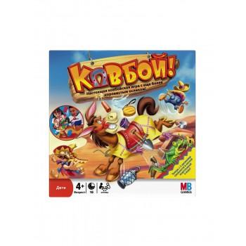 Настольная игра Hasbro Ковбой 48380