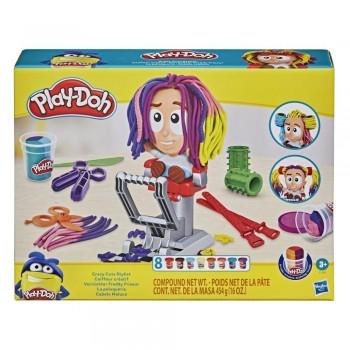 Набор Play Doh Сумасшедшие прически F1260