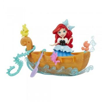 Набор Ариэль в лодке Disney Princess B5338 Hasbro