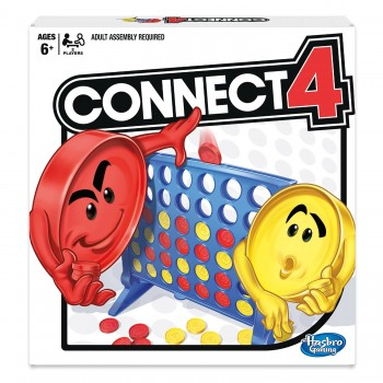 Настольная игра Hasbro Собери четыре A5640