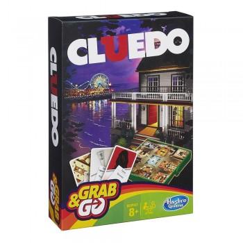 Настольная игра Hasbro Клуэдо Дорожная B0999