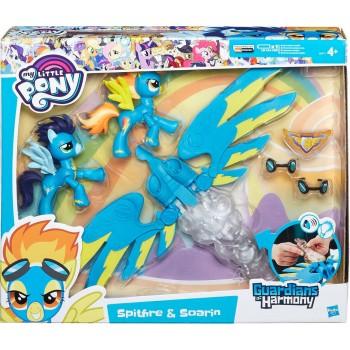 Набор My Little Pony Спитфайр и Соарин B6011