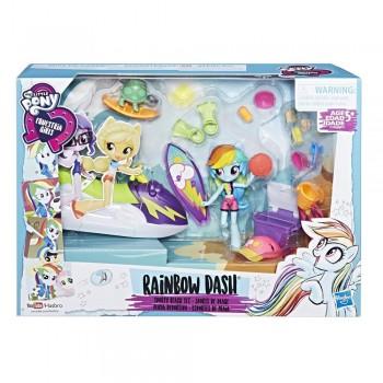 Игровой набор Рейнбоу Дэш My Little Pony B8824