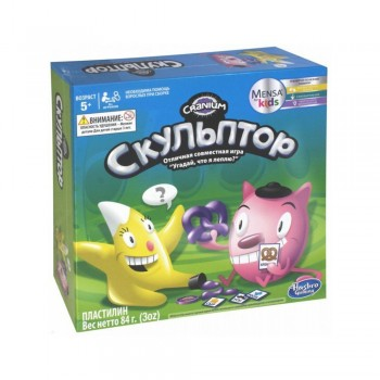 Настольная игра Hasbro Скульптор C0433
