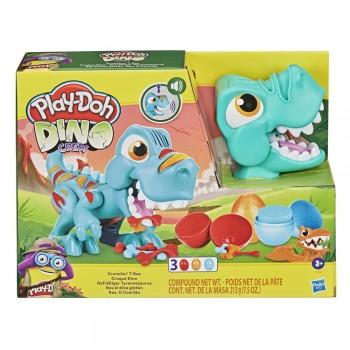 Пластилин Play Doh Голодный динозавр F1504
