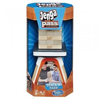 Настольная игра Hasbro Дженга Челлендж E0585