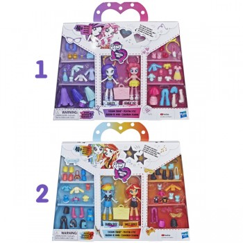 Игровой набор My Little Pony Девочки Эквестрии Мини (2 вида)