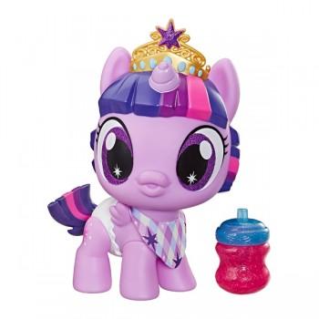 Интерактивная малышка Твайлайт Спаркл My Little Pony E5107