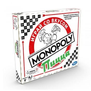 Настольная игра Hasbro Монополия Пицца E5798