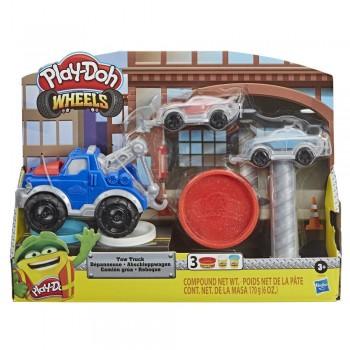 Игровой набор Play-Doh Wheels Эвакуатор E6690