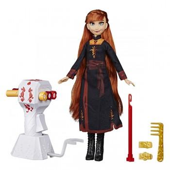Кукла Холодное сердце 2 Анна Магия причесок E6950